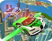 Симулятор летающей полицейской машины