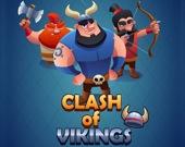 Столкновение викингов