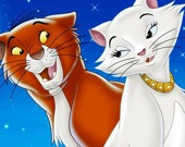 Коты-аристократы - Коллекция пазлов
