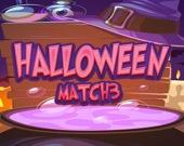 3 в ряд на Хэллоуин