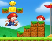Супер Марио: бег в джунглях