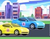 Автогонка - Мультиплеер