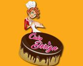 Украшение торта: кулинарная игра