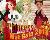 Мет Гала 2018 для принцесс