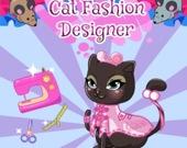 Кошачий модельер