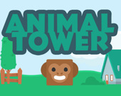 Башня из животных