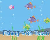 Рыбалка в одно касание