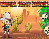 Ковбойка: стрельба по зомби