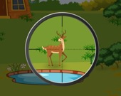 Охотник на оленей 2D