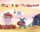 Азбука Хэллоуина - Пазл