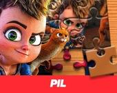 Приключения Пила - Пазл