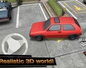 Мастер парковки на заднем дворе 3D