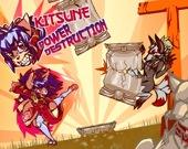 Разрушительная мощь Кицунэ