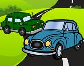 Мультяшные автомобили: игра-головоломка