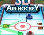 Воздушный хоккей 3D