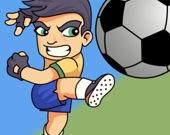 Чемпионат Мира по футбольным финтам 2014
