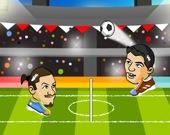 Футбол: лицом к лицу
