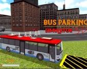Парковка автобуса: симулятор 2018
