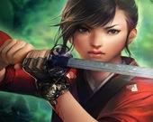 Девушка-самурай - Приключения на бегу
