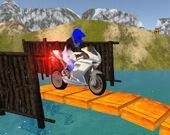 Симулятор мотоцикла внедорожника 2021