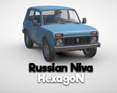 Русская Нива - Шестиугольник