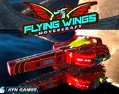Летающие крылья на воздушной подушке