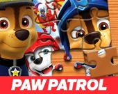 Щенячий патруль - Пазл