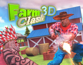Бои на ферме 3D