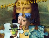 Пазл: Знаменитые картины