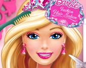 Модная парикмахерская Барби