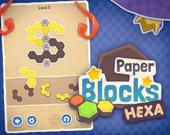 Бумажные Блоки Гекса