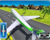 Аэропорт: Парковка Самолетов 3D