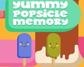 Игра память: Вкусное эскимо