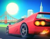 3D Авто гонка