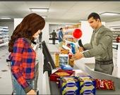 Шоппинг в супермаркете 3D