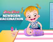 Малышка Хейзел: Вакцинация братика