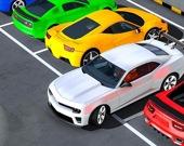 Продвинутая парковка: симулятор вождения