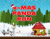Бегущий панда: Рождество