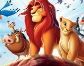 Собери Короля льва