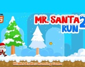Бег мистера Санты 2