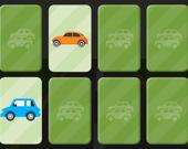 Мои автомобили: игра на память