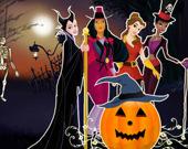 Принцессы: Ночь Хэллоуина