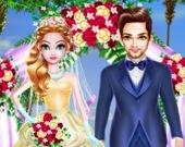 Свадебные платья принцессы