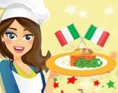 Готовим вместе с Эммой: Овощная лазанья