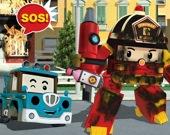 Аварийно-спасательный робот-машина 2