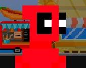 Пиксельные герои - Беглец