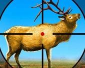 Охота на дикого оленя 3D