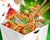 Повар азиатской кухни