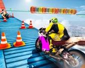 Мотоциклист: Нереальная трасса
