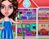 Симулятор уборки дома